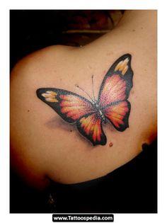 Monarch Butterfly tattoo designs on girls back. it look lovely on girls lower b., Monarch Butterfly tattoo designs on ladies again. it look beautiful on ladies decrease b. Monarch Butterfly tattoo designs on ladies again. Realistic Butterfly Tattoo, Monarch Butterfly Tattoo, Butterfly Tattoo Meaning, Butterfly Tattoo On Shoulder, Butterfly Tattoos For Women, Butterfly Tattoo Designs, Tattoo Designs For Women, Shoulder Tattoos, Yellow Butterfly Tattoo