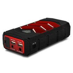 11.1V 16800mAh Dual USB Portable Power Bank Battery Charger Kits. Find the cool gadgets at a incredibly low price with worldwide free shipping here. Emergency Portable Power Bank Car Jump Starter - Black + Red, Other Accessories for R/C Toys, . Tags: #Hobbies #Toys #R/C #Toys #Other #Accessories
