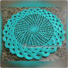 1 million+ Stunning Free Images to Use Anywhere Free Crochet Doily Patterns, Crochet Placemats, Crochet Potholders, Crochet Borders, Crochet Patterns For Beginners, Crochet Doilies, Crochet Flowers, Crochet Hats, Crochet Kitchen