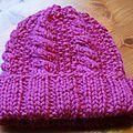 Swallowfield: le bonnet pour les 2-4 ans - Tricote pas tout!