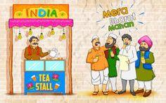 Unity in Diversity of India Stock Photo