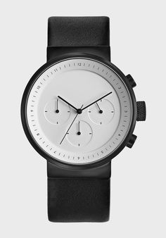Alessio Romano / Projects Watches / Kiura / Watch / 2016