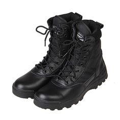 2016 New Fashion Sport Army Men's Tactical Boots Hight Quality Outdoor