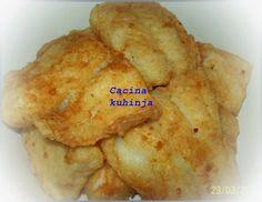 Cacina kuhinja: Przeni fileti soma
