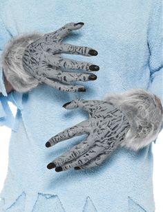 Werwolf Hände - Artikelnummer: 632910000 - ab 11.99 EURO - bei www.racheshop.de!
