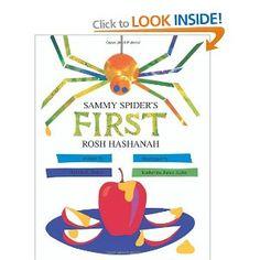 Sammy Spider's First Rosh Hashanah