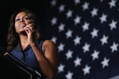 Michelle Obama Brought the Heat on Donald Trump in This Passionate Campaign Speech