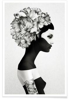 Marianna als Premium Poster von Ruben Ireland | JUNIQE