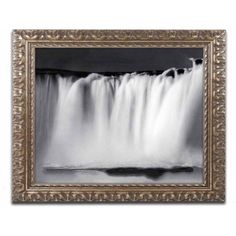 Trademark Fine Art 'River Flows in You' Canvas Art by Philippe Sainte-Laudy, Gold Ornate Frame, Size: 16 x 20, Multicolor