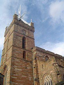 St. Michael's Church Spire