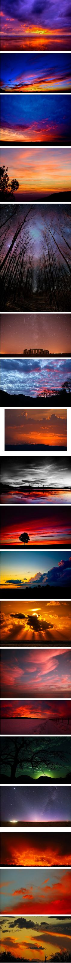 beautiful images of sunrise and sunsets #photography #nature