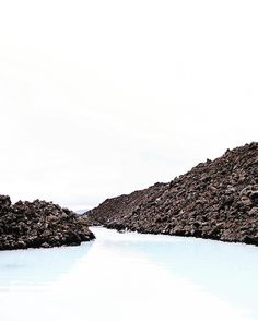 I could use a little of this right now.  #bluelagoon #iceland