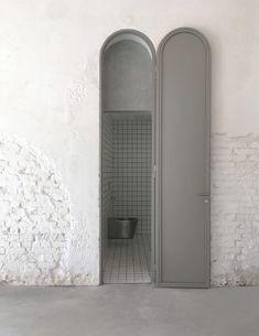 Contemporary Architecture, Interior Architecture, Interior And Exterior, Modern Interior, Interior Design, Arched Doors, Entry Doors, Windows And Doors, Door Design