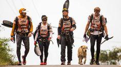 No Campeonato Mundial de Corrida de Aventura, equipe sueca ganha companhia de cão encontrado na Floresta Amazônica, que decide seguir os atletas até o fim da competição.
