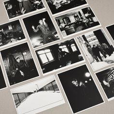 Joy Division postcard set