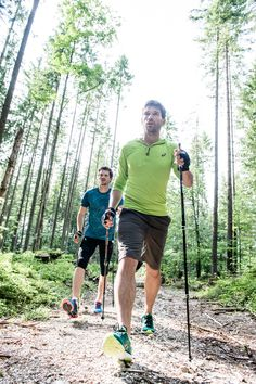 People complain about muscular balance - Nordic Walking specifically helps to balance almost all of the bodies muscles Nordic Walking, Rando, Cross Training, Marathon, South Africa, Health Fitness, Muscle, Exercise, Workout