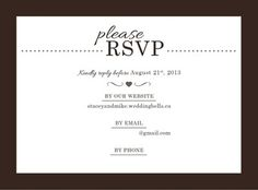 5 types of wedding rsvp card wording wedding pinterest wedding stamps on rsvp envelope weddings etiquette and advice wedding forums weddingwire filmwisefo