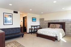 Contemporary Redondo Beach Studio Apartment w/Wifi & Custom Features - Prime Location, Walking Distance to the Beach & Redondo Pier! #california #travel