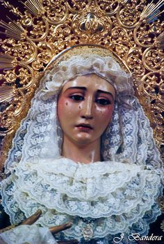 Las Fotografías de Bandera: La Virgen de las Angustias de Rota