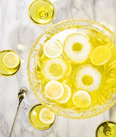 8 Big Batch Cocktails Guaranteed to Delight a Crowd | Because nothing dulls a party faster than getting stuck behind the bar.