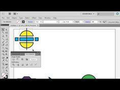 Adobe Illustrator: Introduction to the Pathfinder - YouTube