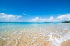 [f]沖縄の海は綺麗