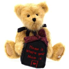 Boyds Bears Plush Momma Homespun Teddy Bear Height: 8 Inches Material: Fabric Type: Teddy Bear Brand: Boyds Bears Plush Item Number: Boyds Bears Plush 903091 Catalog ID: 8686 New With Tag. 2005 Introd