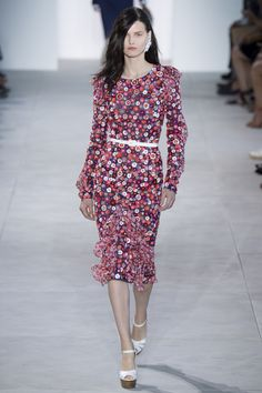 Michael Kors Collection Spring 2017 Ready-to-Wear Fashion Show - Katlin Aas