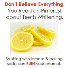 15 Best Teeth Whitening Tips For Yellow Teeth Images Teeth