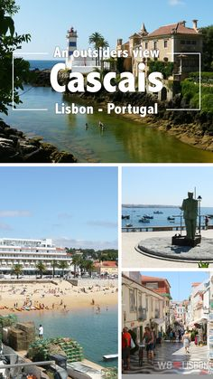 Discover the many charms of Cascais - Portugal