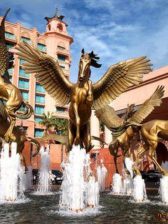 ✯ Atlantis Resort Fountain