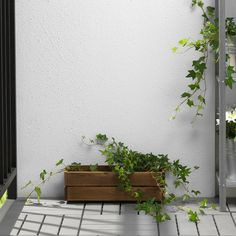 IKEA - STJÄRNANIS, Flower box, outdoor, acacia, You can connect the flower boxes by stacking one on top of two others ‒ extend your flower garden horizontally and make your own creative design. Acacia, Outdoor Plants, Potted Plants, Blue And Orange Living Room, Recycling Facility, Forever Green, Ikea Family, Australian Garden, Plastic Animals