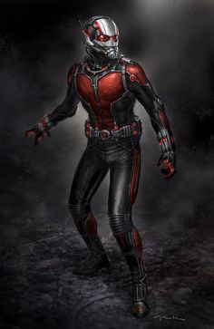 "It's debatable but Ant-Man was probably Marvel Studios most risky movie to date. Most studios wouldn't bank on a ""little"" character like this. Much respect to Marvel and especially Kevin Feige for. Marvel Avengers Assemble, Avengers Art, Marvel Vs, Marvel Heroes, Marvel Comics, Spiderman Marvel, Comic Book Characters, Marvel Characters, Wolverine"