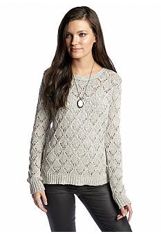 Jessica Simpson Bailey Open Weave Sweater... just bought this and LOVE it!!