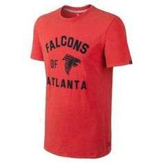 Nike Atlanta Red Falcons Washed of the City T-Shirt 1313962