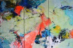 "Saatchi Art Artist annette margulies; Painting, ""THE NEXT CHAPTER"" #art"