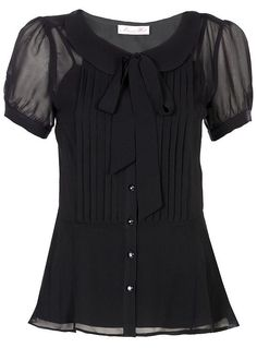 Alannah Hill | Put Her in a Cupboard Blouse