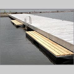 Pergola With Retractable Canopy Kit Floating Boat Docks, Floating House, Lake Dock, Lake Beach, Lakeside Living, House Deck, Lake Cabins, River House, Cottage Living