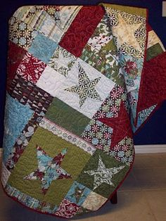 Kaia's Quilts....this lady quilts for you too :)