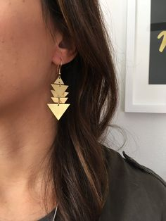 Brave Earrings