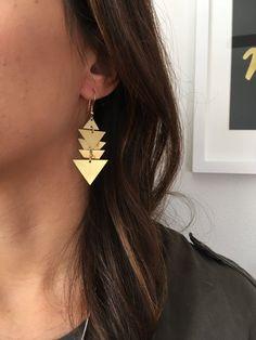 Brave Earrings