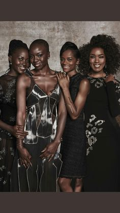 Black Panther showed the power and strength women have