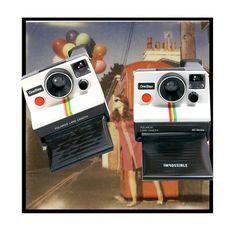 Refurbished Polaroids And New Film