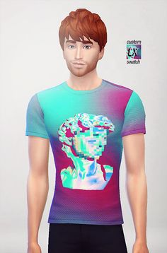RANDOM TEES PART #2 – Eight male T-ShirtsAll of them have custom swatches, so that you can find them easily. -DOWNLOAD -mediafire.mega Hope you guys like it! _____________________________________________ EDIT:If you've downloaded these tees for Sims 4 CAS DEMO before the game was released, you should re-download them and get rid of the following files: [lightsxxx] tshirt colorful 01 [lightsxxx] tshirt colorful 02 [lightsxxx] tshirt colorful […] [lightsxxx] tshirt colorful 08...