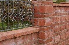 Betonové zahradní ploty a plotové tvárnice