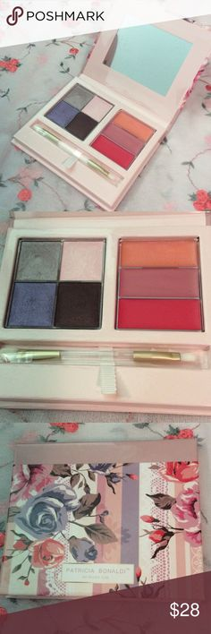 Into the garden color compact Into the garden by Mary Kay & Patricia Bonaldi. New in package. Mary Kay Makeup