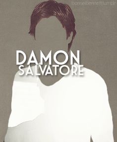 Damon Salvatore S6 Edit
