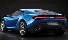 Lamborghini Asterion LPI910-4 Concept Imagen 5 - Fotos de coches- Autobild.es
