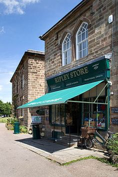 Village Store at Ripley North Yorkshire England