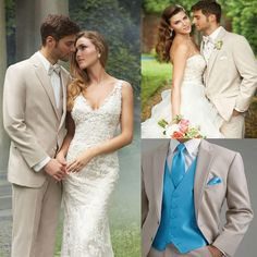 Wholesale Men Suits 2014 - Buy Custom Made Men Tuxedo Lapel TAN NOTCH Tailored Suit Luxury And Comfort with An Open Cut Jacket Wedding Mens SuitS with Pants, $188.49 | DHgate
